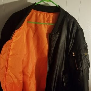 Swiss Cross Jackets & Coats - Men's Bomber Jacket